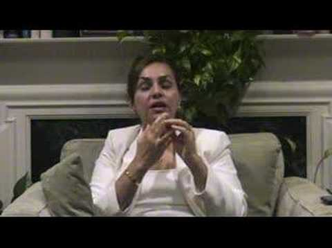 Elaheh Roozdar: Self-realization, Meditation (3)