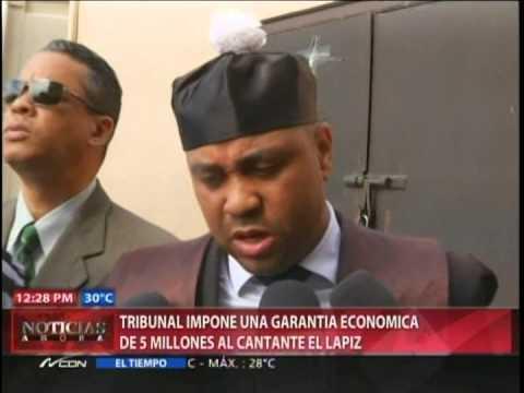 Tribunal impone una garantía económica de 5…