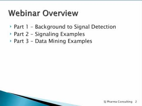 Introduction to Signal Detection and Data Mining Trailer