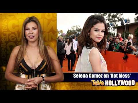 Teve Hollywood - Selena Gomez En Nueva Pelicula Hot Mess