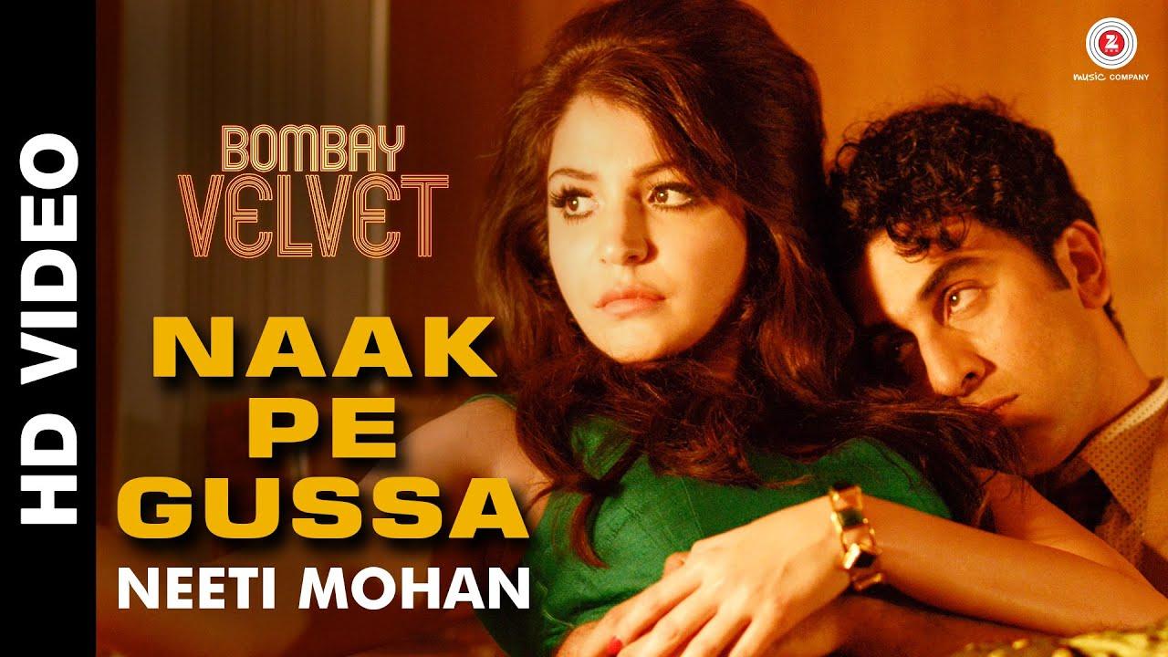 Naak Pe Gussa -  Bombay Velvet -  Ranbir Kapoor, Anushka Sharma & Karan Johar | Amit Trivedi