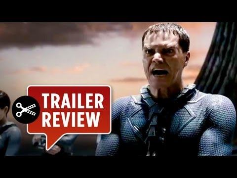 Instant Trailer Review - Man of Steel Trailer #3 (2013) - Russell Crowe, Henry Cavill Movie HD