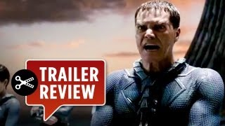 Instant Trailer Review: Man of Steel Trailer (2013) - Russell Crowe, Henry Cavill Movie HD