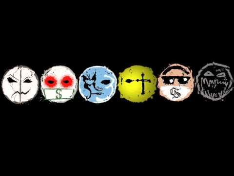 Hollywood Undead - Bullet (lyrics)