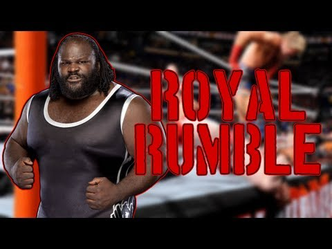 Mark Henry Returns in WWE Royal Rumble 2013 PREDICTION!