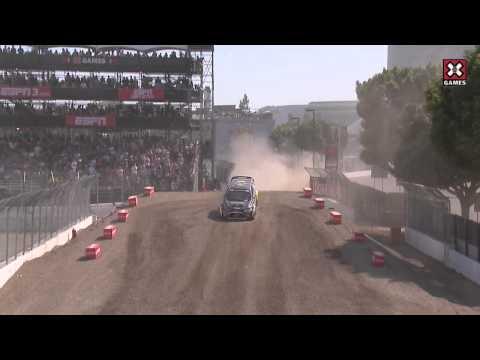 X Games 17: Rally Cross Final Highlights