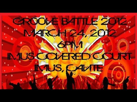GROOVE BATTLE 2012 - IMUS CAVITE -CESARIAN BOYS