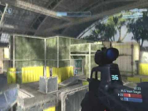 Elumnite (A Halo 3 Pro) Pit TS Gameplay