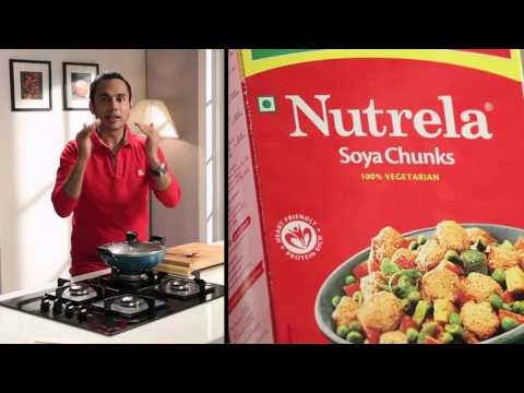 Easy & Quick way to Cook Nutrela Soya