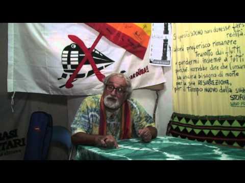 Appello di padre Alex Zanotelli contro la privatizzazione dell'acqua