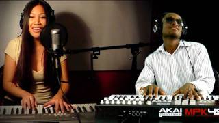 Eminem ft. Rihanna - Love The Way You Lie (cover by Tiffany Eugenio & Fozoh) - Music Video