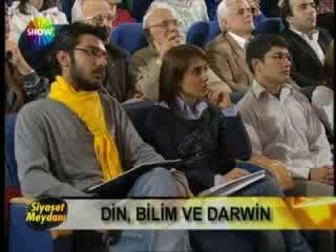 1/23 - Siyaset Meydanı - Darwin Evrim Din