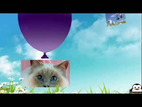 Pretty Balloons | Kids Songs & Nursery Rhymes In English With Lyrics