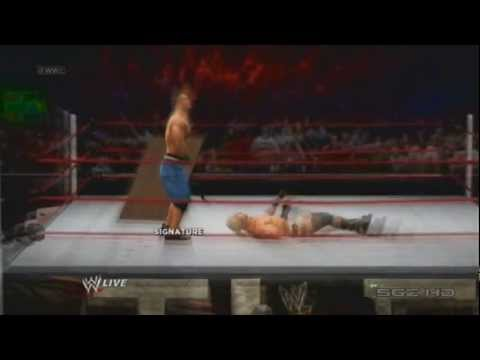 WWE TLC Johncena Vs Dolph Ziggler 2012 (WWE'13) HD