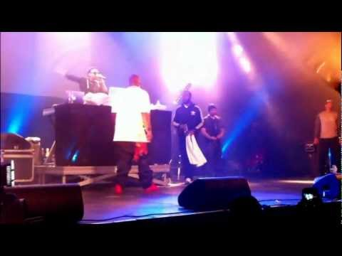 Rick Ross 2012 &quot; RICH FOREVER &quot; EURO France Tour - Concert Live At Toulouse