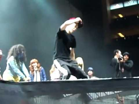 Justin Bieber London Soundcheck 14th March 2011 (7)