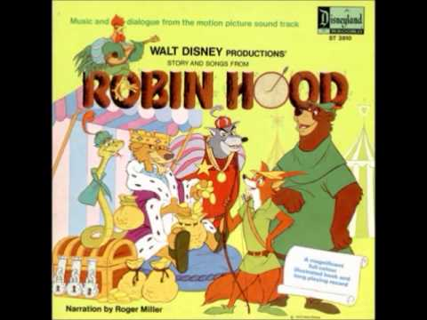 Robin Hood OST - 14 - The Duel