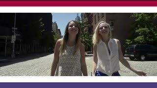 Demi Lovato - Made in the USA - Official Music Video - Madilyn Bailey and Ali Brustofski