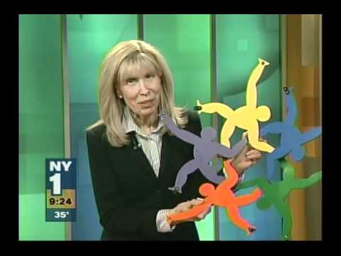 Math Midway Featured in NY1's Parenting Report - February 28, 2010