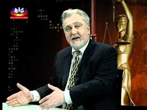 Programa Voce ea Lei com Dr. Moisés Apsan (1 Parte) 5 Abril