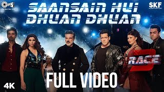 Saansain Hui Dhuan Dhuan Full Song Video - Race 3
