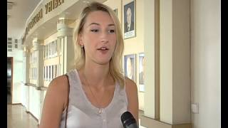 В Житомирском технологическом университете выберут самую красивую студентку