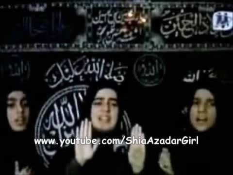 Taqseer te nai koi SYED di  GhamKhwaran-e-Sakina(s.a.) 2009