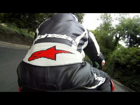 Manx Grand Prix 2011 - Senior Race HD - Darryl McGeown