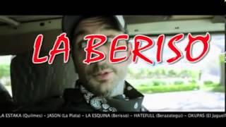 La Beriso 13 de Abril de 2013 en el Microestadio de Lanus!