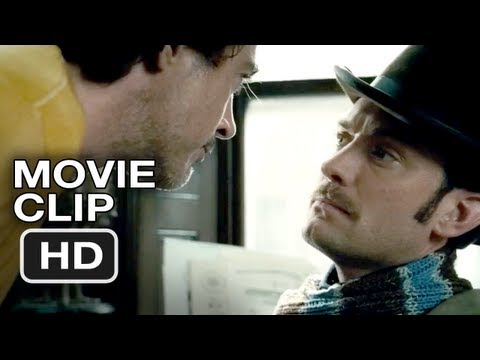 Sherlock Holmes: Game of Shadows Movie CLIP #1 - How I've Missed You (2011) HD