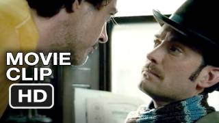 Sherlock Holmes: Game of Shadows Movie CLIP - How I've Missed You (2011) HD