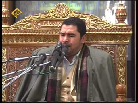 Nice Recitation-Anwar Shahat Al insan & Al kawthar in Iran- 3 of 3- Good quality