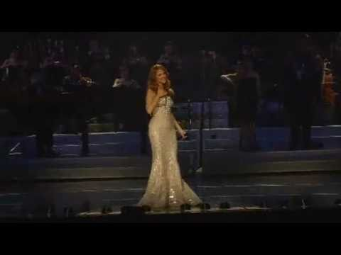 Celine Dion - Live in Las Vegas 2011 - Open Arms