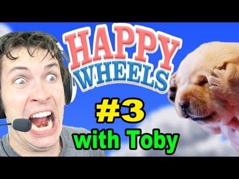Happy Wheels - HEADACHE PUPPY! - Part 3
