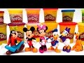 Mickey Mouse Clubhouse Toys Collection Play Doh Minnie Mouse Bowtique Disney Characters Disneyland