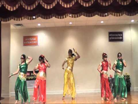 Dance Show case Tamil New Year 2012 Celebration