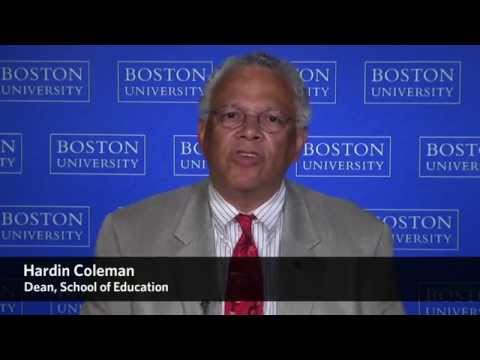 Hardin Coleman: 60th Anniversary of Brown v. Board of Education
