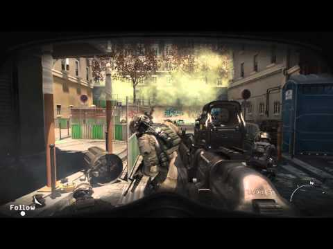 "Mw3 Campaign ""Bag and Drag"" Veteran Walkthrough Act 2 Mission 3"
