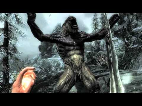 The Elder Scrolls V: Skyrim Trailer Legendado PT-BR