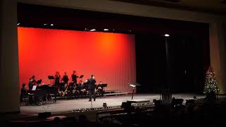 New Jazz Orchestra Debuts at FHS Winter Extravaganza Concert