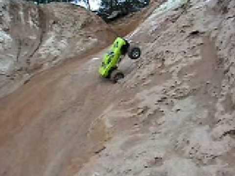 Rc Extreme Hillclimb