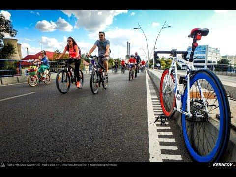 VIDEOCLIP Vrem un oras pentru oameni! - 2 - marsul biciclistilor, Bucuresti, 23 septembrie 2017 [VIDEO]
