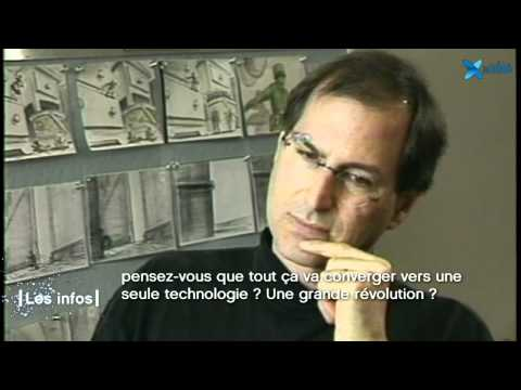 Interview exclusive de Steve Jobs (1996)