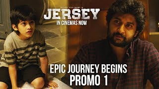 JERSEY - EPIC Journey Begins | Post Release Promo 1