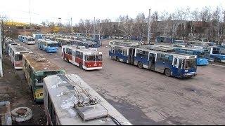 Житомир закупит б\у троллейбусы и автобусы из ЕС
