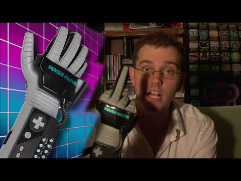 THE POWER GLOVE - by the Angry Video Game Nerd - Cinemassacre.com