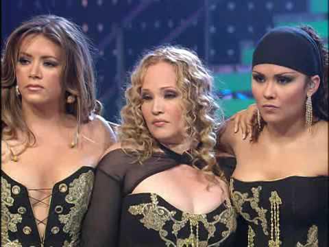 Las Reinas VS. Nadia, Gran Desafío