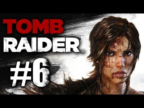 Tomb Raider (2013) - Gameplay Walkthrough Part 6 - Communications Console (XBOX 360/PS3/PC)
