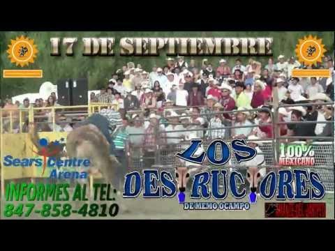 Promo Los Destructores en Chicago, 17 de Septiembre 2011