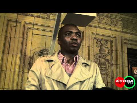 Loyiso Gola Interview ((Hilarious))